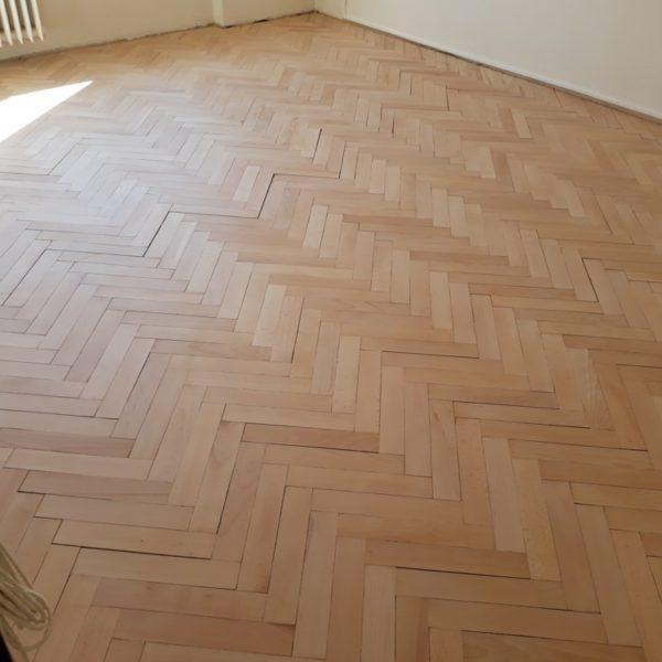 Levná renovace parket Praha