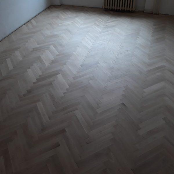 Renovace parket Hloubětín