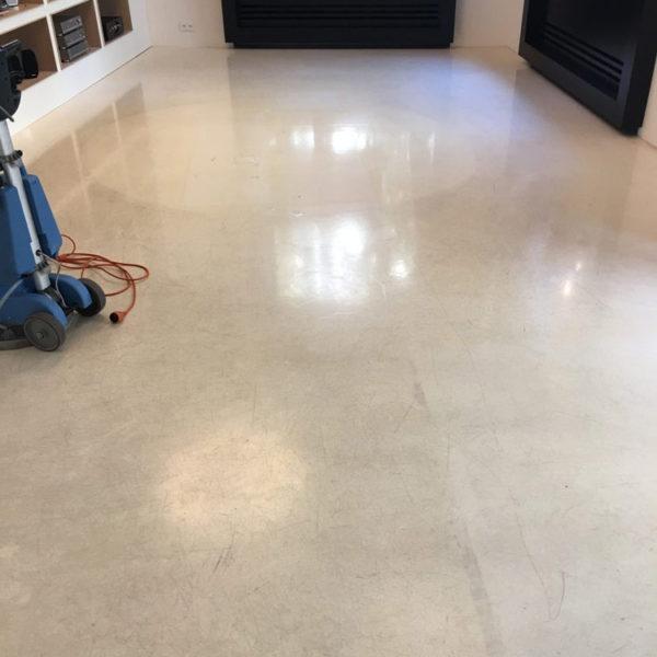 revitalizace epoxidové podlahy