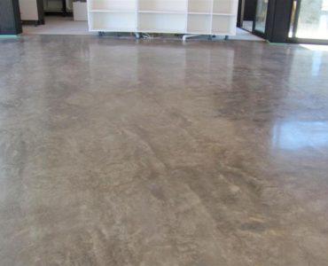 Lité betonové podlahy