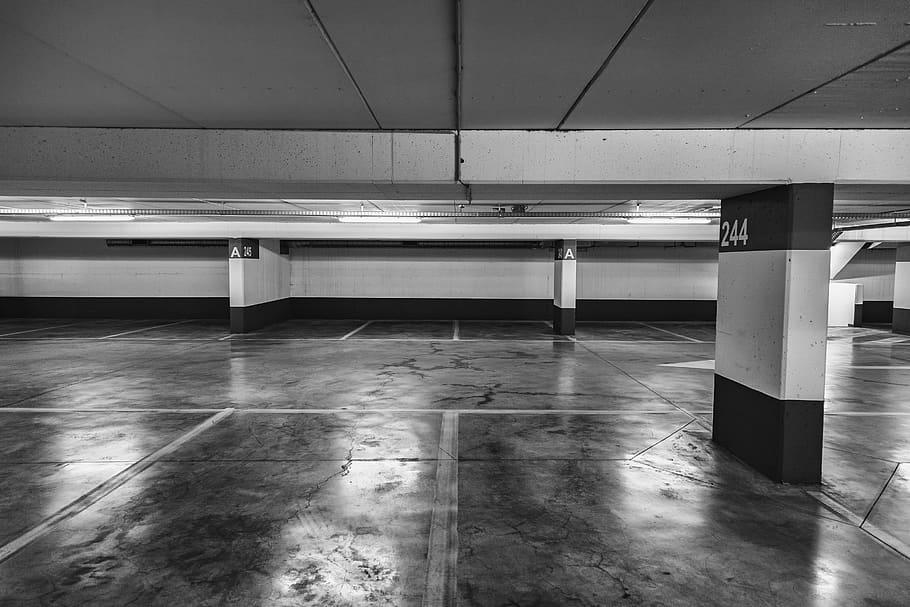 Litá podlaha do garáže