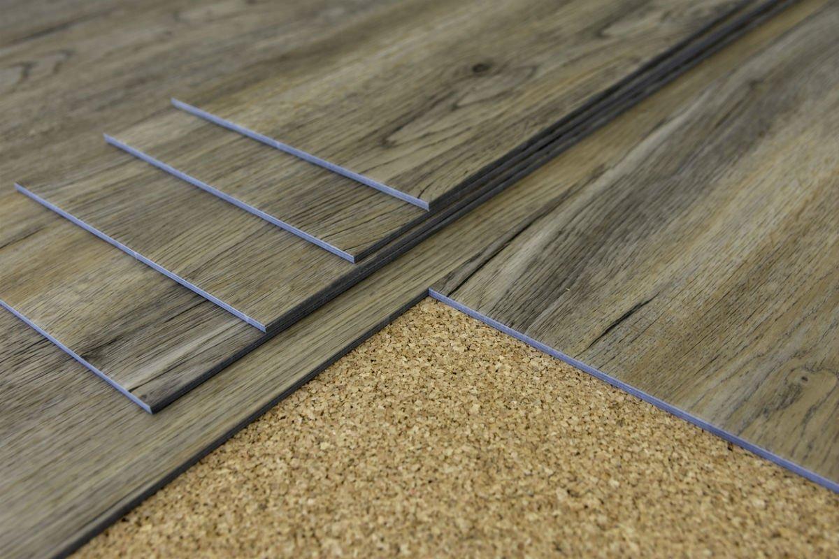 Pokládna vinylové podlahy