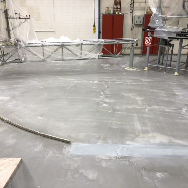 revitalizace laboratorni podlahy