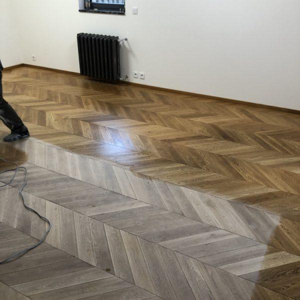 podlaha z parket
