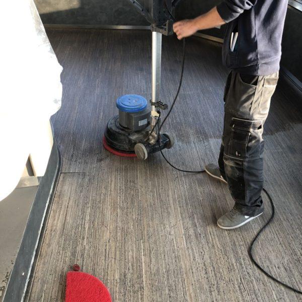 udrzba a revitalizace podlaha