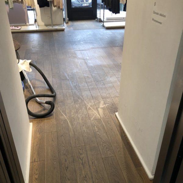 udrzba drevenych podlah