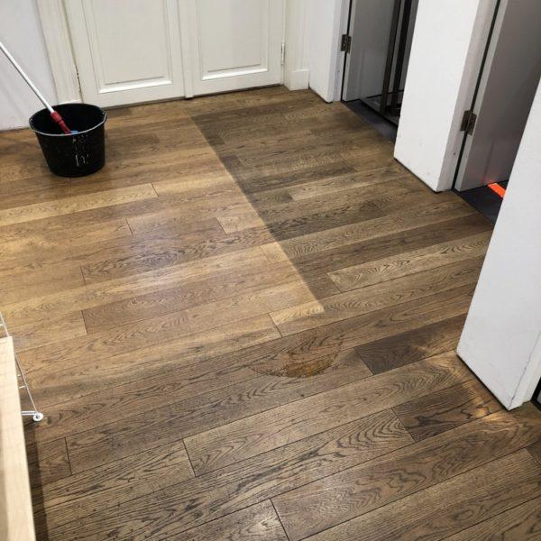 udrzba masivni drevene podlahy